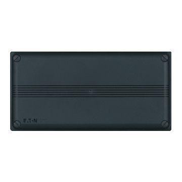Eaton klemmenkast 55, kunststof, zwart, (lxbxd) 110x220x79mm