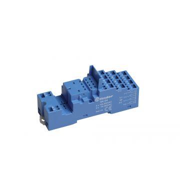 Finder relaisvoet 55, bl, (bxhxd) 31x32.5x95.4mm
