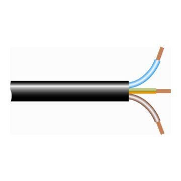 Hemmink mantelleiding rond VMvL, nom. gel diam 0.75mm², kl 5 = soepel