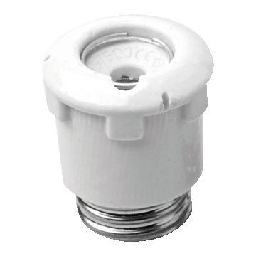 Hager schroefkop d-zekering Weber.fuses, porselein, DIN-grootte DIII
