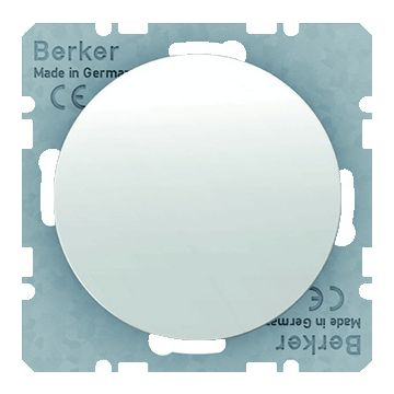 Hager berker comm comp R.1/R.3, tplast, zuiver, wit