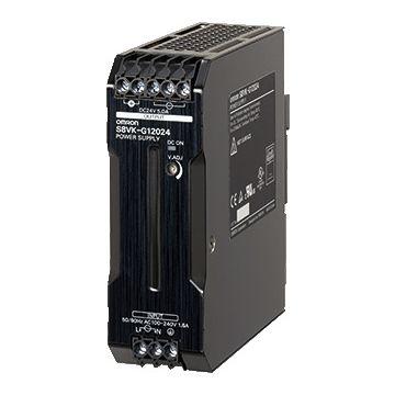 Omron gelijkstroomvoedingseenheid S8VK G-serie, 40x125x113mm