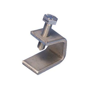 Caddy railbalkklem ERISTRUT, staal, thermisch verzinkt, klembereik 0-30mm