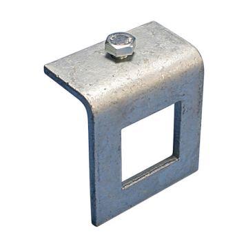 Caddy railbalkklem ERISTRUT, staal, thermisch verzinkt, klembereik 41mm