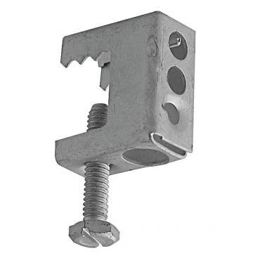 JMV veerklem schroefklem SB, veerstaal, aansluitingwijze bouwdeel draad