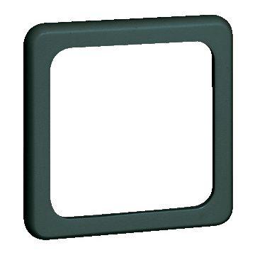 PEHA Standard bedieningselement/centraalplaat Color kunststof, zwart