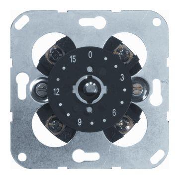 PEHA tijdschakelklok 16A 250V~ 2-polig max. insteltijd 15 minuten