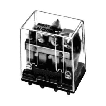 Omron hulprelais LY 4, 36x21.5x28mm, stuursp DC, nom. Us bij DC 24V