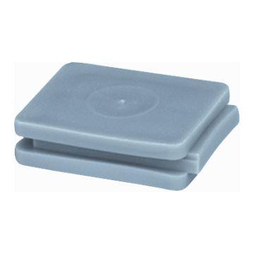 ABB kabel-/bs inv st blindplaatje 3640, voor kab ds, voor buisdiameter 16mm