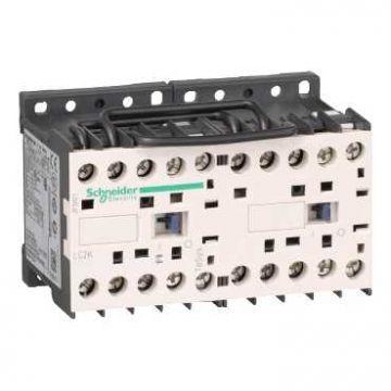 Schneider Electric TeSys omkeerschakelaar, 6 polen, 24V