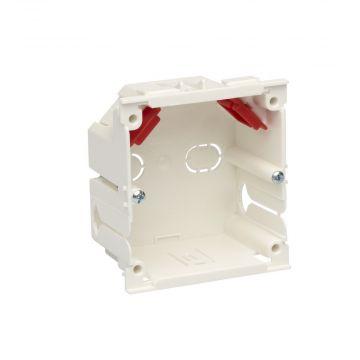 Stago Thorsman enkelvoudige inbouwdoos MIB-A1, wit