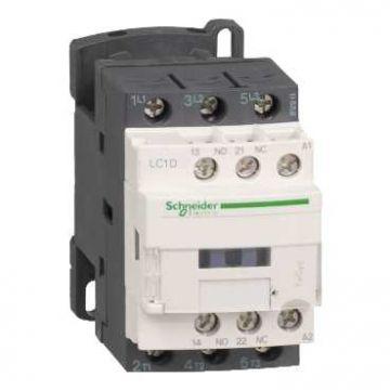Schneider Electric magneetschakelaar TeSys, nom. Us bij DC 24V, stuursp DC