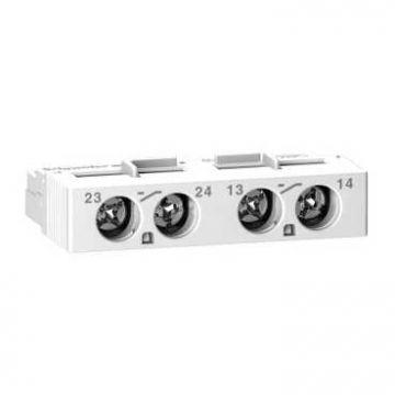 Schneider Electric TeSys GV2 hulpcontactblok, 2 maak, 0.5A