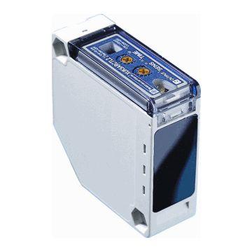 Schneider Electric Osiris XUK fotocel reflector sensor, 50x18x50mm, reikwijdte 5m