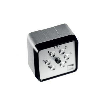 Came toegangscontrolesysteem Digital, aluminium, max. atl deuren 1