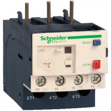 Schneider Electric overbelastingsrelais therm TeSys, instelb str ber 2.5-4A