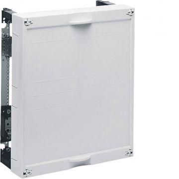 Hager inbouwunit leeg univ Ledig-gesl, 300x250x125mm, 2 DIN-rails