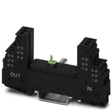 Phoenix Contact basis element voor overspann.-afleider PT Plugtrab, informatietechniek
