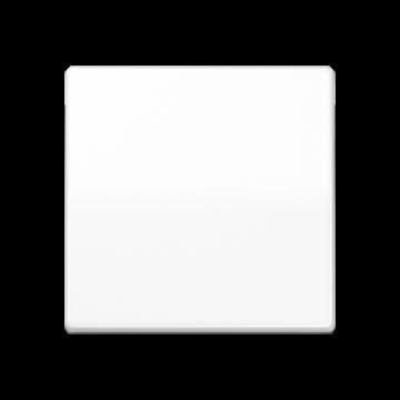 JUNG AS500 bedieningselement/centraalplaat kunststof, alpine wit