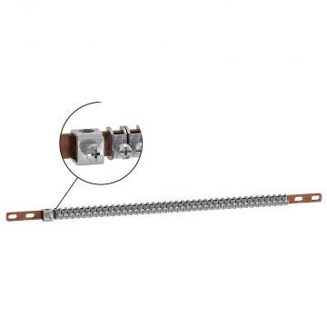 Schneider Electric Prisma Plus aardrail (bxl) 12x450mm, 40 aansluitingen 04200