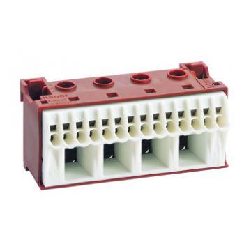Hager aansluitingklem voor hoofdkabel kabel QuickConnect, 33x34x75mm, 1 pool