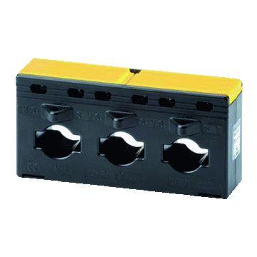 Socomec stroommeettransformator, prim meetstroomsterkte In 100A, sec str 5A