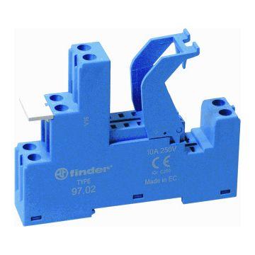 Finder relaisvoet 46, bl, (bxhxd) 15.8x66x82.85mm