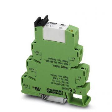 Phoenix Contact hulprelais PLC, 94x14x80mm, stuursp AC/DC, nom. Us bij AC 50Hz 230V