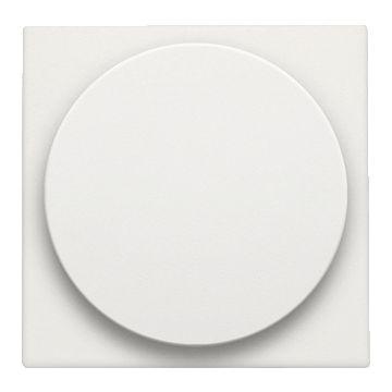Niko Original afwerkingsset voor universele draaiknopdimmer of extensie, wit