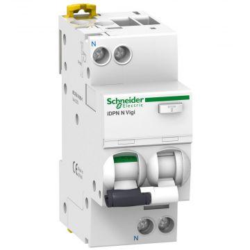 Schneider Electric aardlek automaat 1P+N, kar B, 16A, 230V