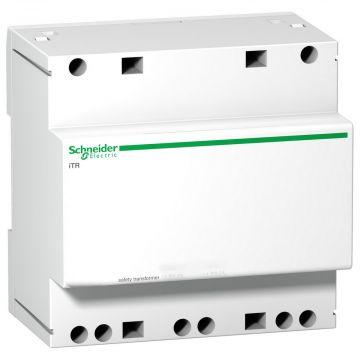 Schneider Electric beltransformator, 25VA, sec1=12V, sec2=24V