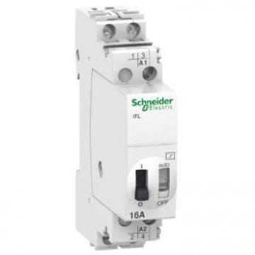 Schneider Electric impulsrelais ITL, 2P, 16A, 24V