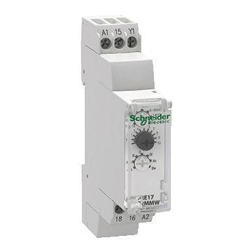 Schneider Electric Zelio Time tijdrelais, 0.05 t/m 1.08e+006 s