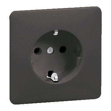 PEHA dimmer Elektronica, metaal, basiselement, draai/drukknop bel ohmse bel