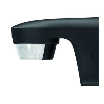 Theben bewegingsschakelaar (cpl) The luxa kunststof, zwart, uitvoering bewegingsmelder, cpl