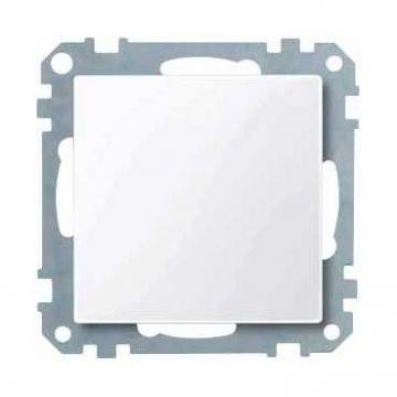 Schneider Electric Merten Systeem M blindplaat, actief wit