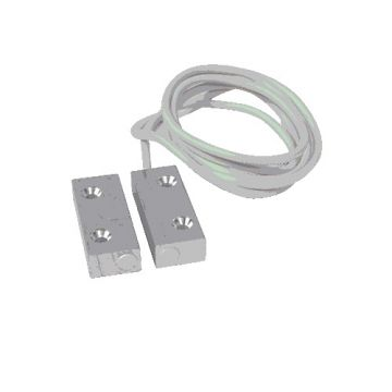 Alphatronics magneetcontact bedraad, wit, contactconfiguratie NC (verbreek)