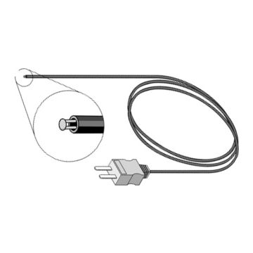 Fluke temp sens meetinstr 50 Thermokoppels, uitvoering draad, meetprincipe K
