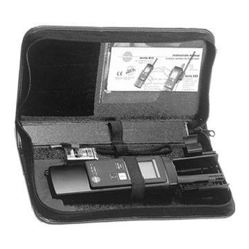 Testo besch test/meetinstr 922/925/815, uitvoering etui