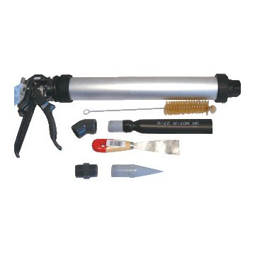 Stopaq kitspuit cpl, met kunststof, voor kokerdiameter 40mm