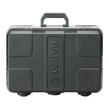 Parat gereedschapkist/tas koffer, ABS-kunststof, zwart