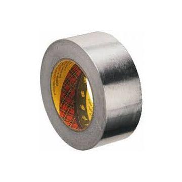 3M Scotch® aluminiumfolie tape 50 mm rol 50 m