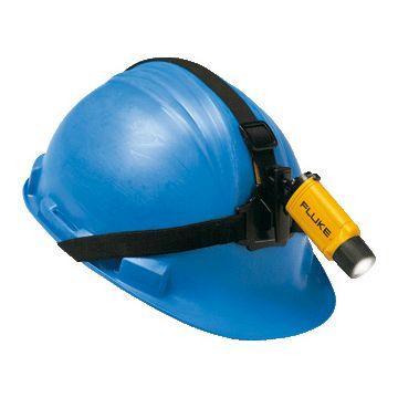 Fluke zaklantaarn hoofdlamp, kunststof slagvast, lamptype LED