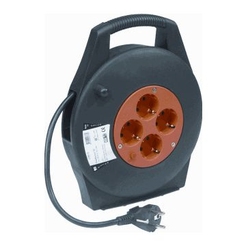 Tieman verl kabel hsp gesl Home master, beh kunststof, kabel voorz vinyl