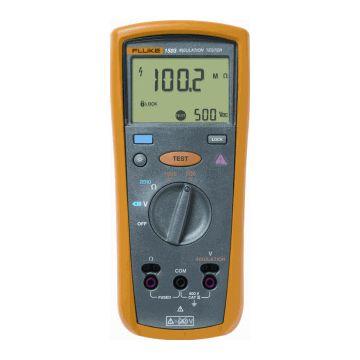 Fluke isol weerst meter 1503, ind/aanduiding dig, display verlicht