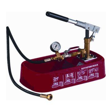 Rothenberger RP30 afperspomp 0-30bar, waterleiding