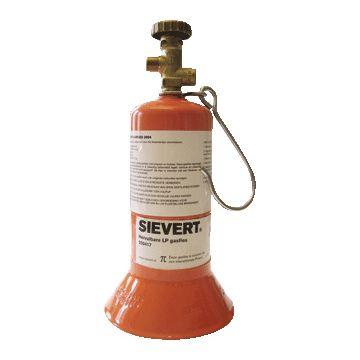 Sievert propaanfles Karweifles, inclusief veiligheidsventiel, inclusief oph bgl