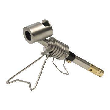 Sievert koperstukbrander Promatic, niet bekend/N.v.t., le 200mm, windkap