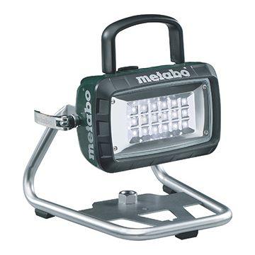 Metabo werklamp gereedschap oplaadbaar, voeding accu 14.4 Vdc/18 Vdc