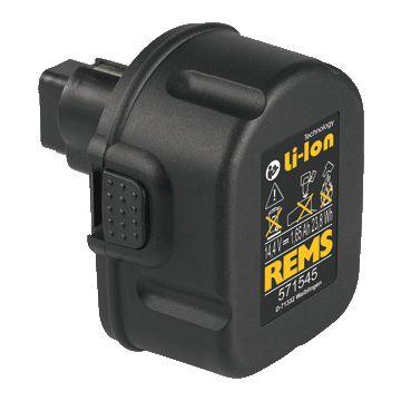 Rems accupack el gereedschap, nom. 14.4V, capaciteit 1.6Ah